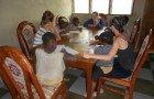 Construction d'un foyer de jeunes à Ngoulmakong 2013