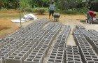 Construction d'un foyer de jeunes à Ngoulmakong 2012